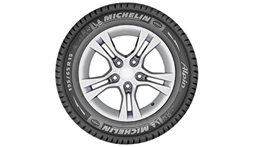 MICHELIN ALPIN A4 MO - 205/55/16 91H - C/E/70dB - Pneus Hiver (Véhicule particulier)