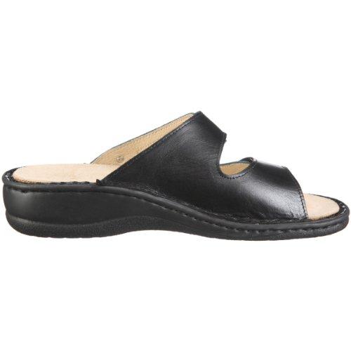Hans Herrmann Collection Pisa 028412B, Chaussures femme noir / nero