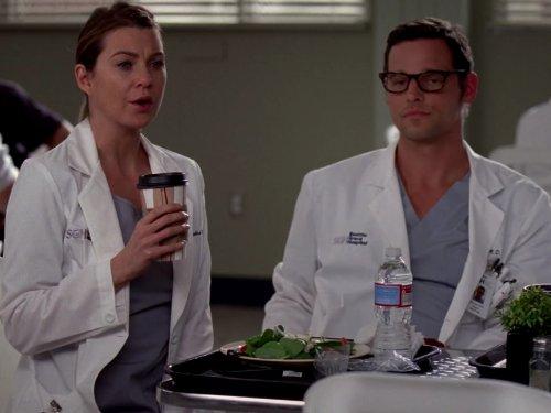 Was wäre, wenn ?? (Greys Anatomy Staffel 2 Und 3)