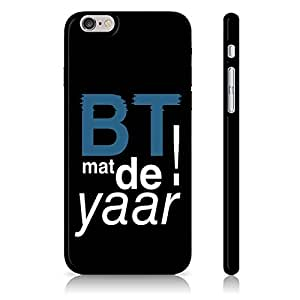 StyleStuffs Printed Back Case for Apple iPhone 6 Plus