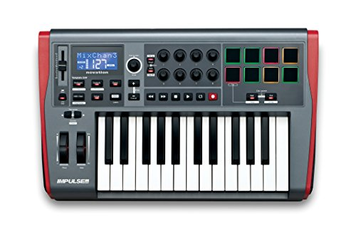 Novation-Impulse-25-USB-MIDI-Controller-Keyboard