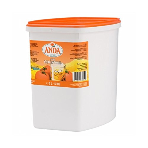Anda - Sauce Cocktail 5 L
