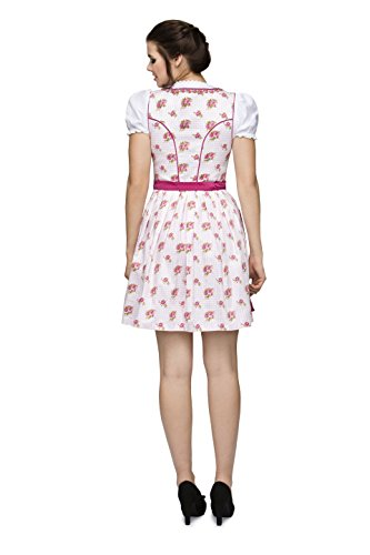 Stockerpoint - Mini Dirndl 2tlg. 50 cm rosa, Paris Rosa