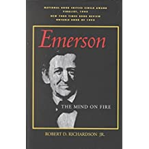[Emerson: The Mind on Fire] (By: Robert D. Richardson) [published: November, 1996]