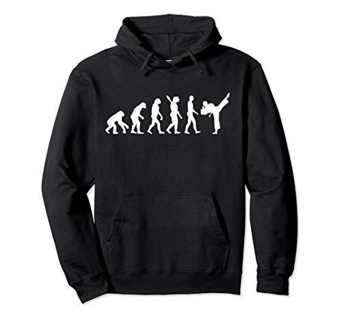 Evolution Karate Pullover Hoodie