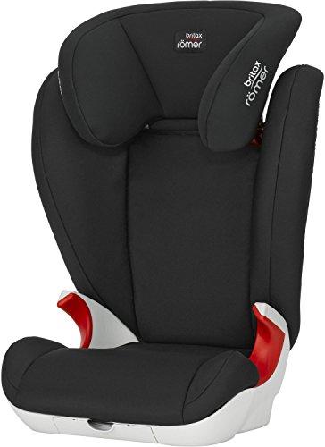 Britax-Romer 2000022495 Kid II Seggiolino Auto, Cosmos Black
