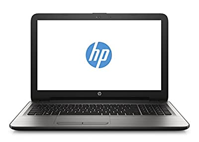 HP 15-AY513TX 15.6-inch Laptop (6th Gen Core i3-6006U/8GB/1TB/DOS/2GB Graphics), Turbo Silver