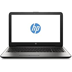 HP 15-AY513TX 15.6-inch Laptop (6th Gen Core i3-6006U/8GB/1TB/DOS/2GB Graphics), Turbo Silver