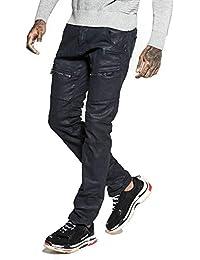 883 Police Mens Designer Cassady Nox 388 Denim Jeans 058aee242