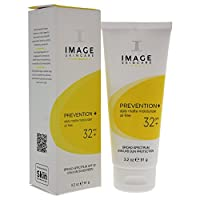 Image Prevention+ Daily Matte Moisturizer Oil-Free SPF 32 for Unisex - 3.2 oz Sunscreen