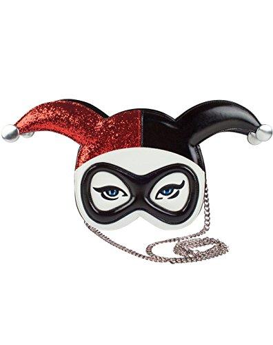 DC Comics Harley Quinn Menace Cross Body Bag
