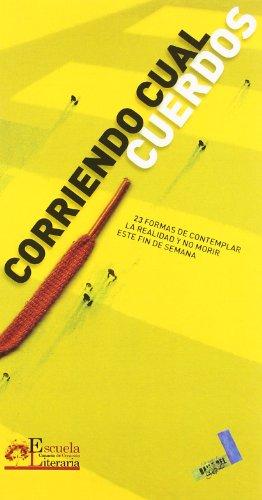 Corriendo Cual Cuerdos Cover Image