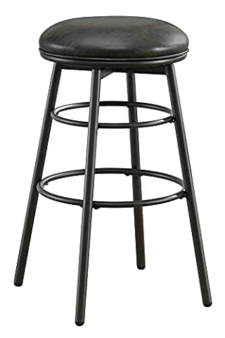 Avery Counter Stool in Cordovan Finish