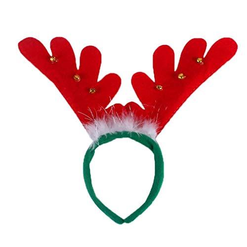 YiyiLai Weihnachten/Halloween Dekor Spiel Ausstattung Haarschmuck Haarband f¡§1r Kind Erwachsene Form # ()