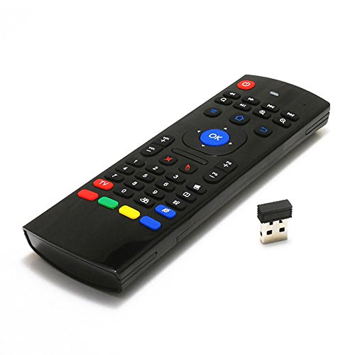 Hrph Multifunktionsfernbedienung Wireless Keyboard Controller Air Mouse Für Android Player Smart TV Set Top Box Projektoren