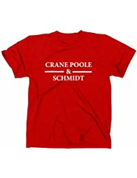 Majestät Herr Schmidt Herren T-Shirt Spruch Geschenk Idee Familienname Nachname