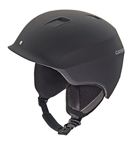 Carrera Damen Skihelm C-LADY, Black Matte, 51-54 cm, E003929YP5154