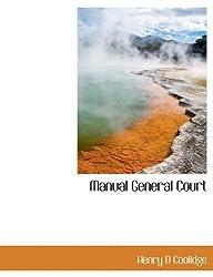 Manual General Court