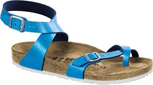 g Sandale Yara graceful ocean Gr. 35 - 43 1008850, Größe + Weite:37 normal (Birkenstock Sandalen Frauen Größe 35)