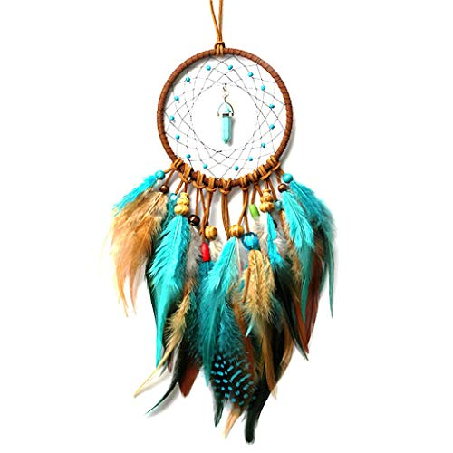 Guog Dream Catcher DIY Materialien Handmade Kreative Raumdekorationen Anhänger Geschenke