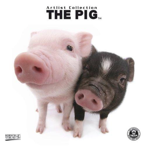 The Pig 2014. Broschürenkalender