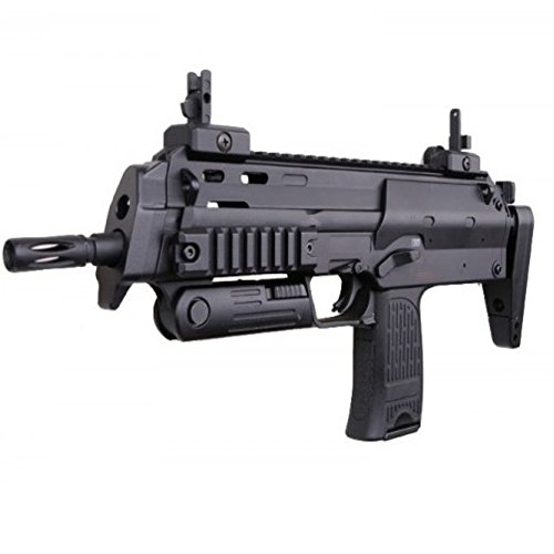 Well R4 AEP Type H&K MP7 (0.4 Joules) Force d'intervention/Swat/GIGN/GIPN/Cosplay/Heckler et Koch