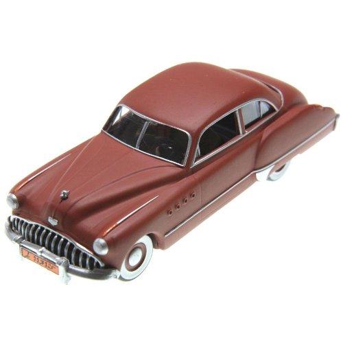 tintin-modellino-auto-buick-roadmaster-scala-1-43-diecast-originale-atlas