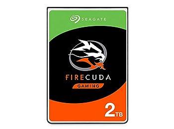 FireCuda Gaming SSHD 2TB SATA 6.0Gb/s 2.5-Inch Hard Disk