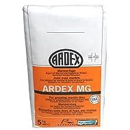 """ARDEX MG Natursteinfuge 5kg, Farbe """"steingrau"""" schnell abbindend, erhöhte Abriebbeständigkeit und verringerte Wasseraufnahme"""