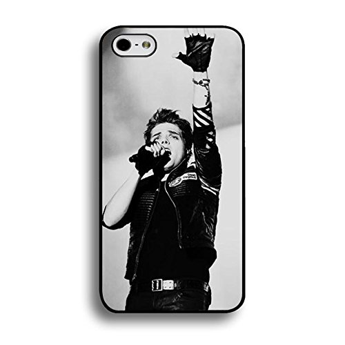 iPhone 6 Plus/6S Plus (5.5 inch) bande MCR Cover Shell Handsome Gerard Way Alternative/Indie Rock Band My Chemical Romance Phone Case Cover For iPhone 6 Plus/6S Plus (5.5 inch)