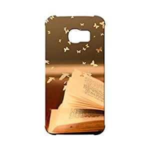 BLUEDIO Designer Printed Back case cover for Samsung Galaxy S6 Edge - G3382