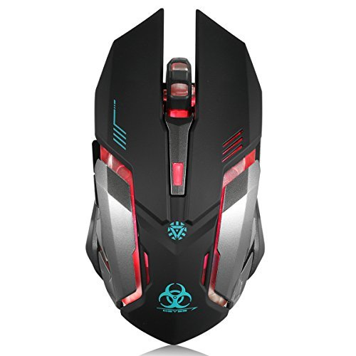 Wireless Gaming Mouse 41JzesuOmmL