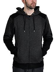 Assassins Creed IV Kapuzenjacke Skull Logo Hoodie Kapuzenpullover Sweater Assassin's Creed 4 Black Flag Jacke Hoody Größe XL
