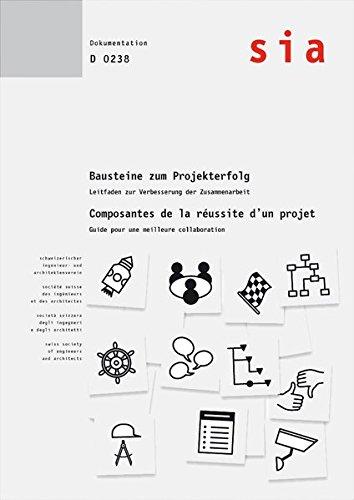 Bausteine zum Projekterfolg - Leitfaden zur Verbesserung der Zusammenarbeit / Module à la réussite du projet - Guide pour améliorer la collaboration (Dokumentation) - Verbesserung-guide