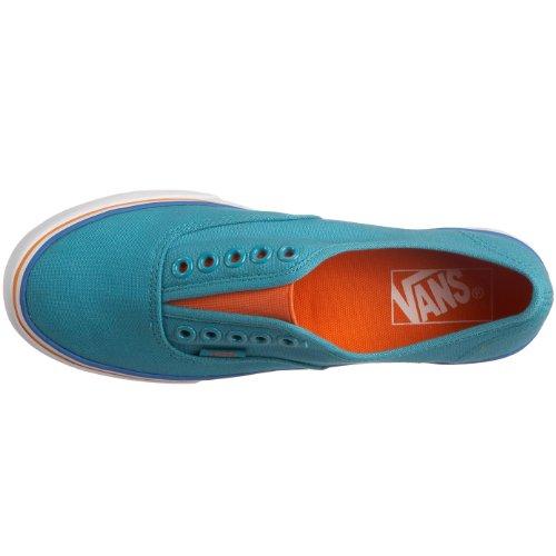 Vans VJWJ1H0, Scarpe sportive unisex adulto (Solid Gore) Blue