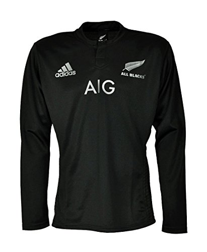 Adidas All Blacks Rugby Heim Trikot Longsleeve XS