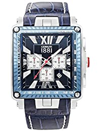 Reloj Cerruti 1881 para Hombre CRA012STBL03BL