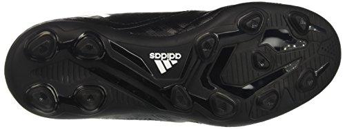 adidas Unisex-Kinder Ace 17.4 Fxg J Futsalschuhe, UK Schwarz (Cblack/ftwwht/cblack)