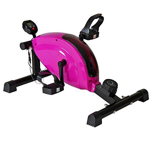 Physionics® Entrenador con pedales en morado