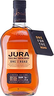 Whisky Isle of Jura One for the Road 22 Year Old Limited Edition