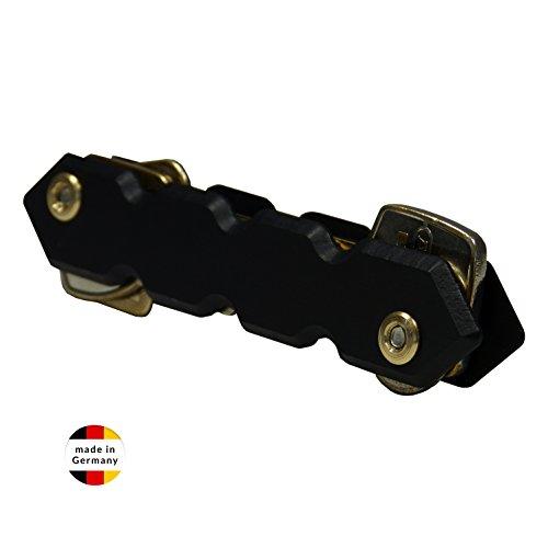 Kubotan Keyorganizer echte Selbstverteidigung + Schlüsselanhänger in einem. Den Schlüsselbund im Griff + Self Defense immer griffbereit