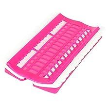 30 posiciones de hilo para bordar organizador, hilo de coser Agujas pins soporte Craft herramientas
