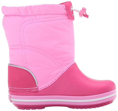 crocs Unisex-Kinder Cbndlodgeptbtk Schlupfstiefel Pink (Candy Pink/Party Pink)