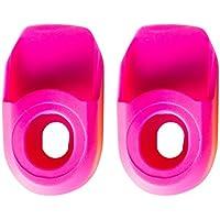 SB3 SBPEPRO2-Coppia di protezioni per pedivella, colore: rosa