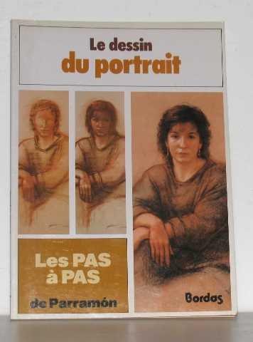 Les Pas  pas de Parramon Tome 7 : Le Dessin du portrait