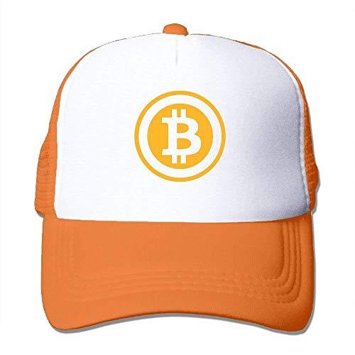 Neue Ära 2 Licht (Rundafuwu Baseballmützen/Hat Trucker Cap Bitcoin 1 Mesh Men's Dad Trucker Baseball Caps Adjustable Unisex Suitable for All Seasons)