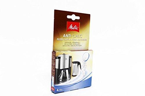 Preisvergleich Produktbild Melitta Anti Kalk für Kaffeemaschinen Und Wasserkocher