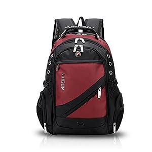 41JzqU3ihnL. SS300  - FANDARE Alpinista Mochila Backpack para Ordenador Portátil 10''-15.6'' Recorrido Morral al Aire Libre Impermeable Viaje…