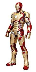 Iron Man 3 Mark 42 Mega Sofubi Advance MSA-002 Figurine 45 cm