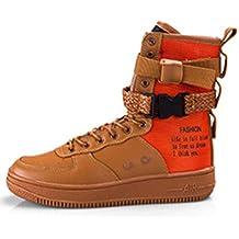 Botas zapatillas deportivas botas de alta hip hop zapatos de la motocicleta  botas de moda de a35bc6b8ead